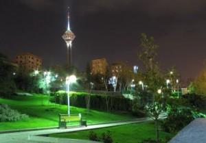 پروژه پلاک کوبی درختان منطقه 2 تهران - شرکت سورنا پردازش