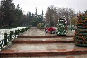 پروژه پلاک کوبی درختان منطقه 3 تهران - شرکت سورنا پردازش