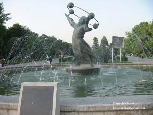 پروژه پلاک کوبی درختان منطقه 6 تهران - شرکت سورنا پردازش